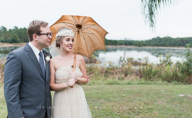 Wild Acres Farms: Noella and Patrick's Vintage Glam Wedding