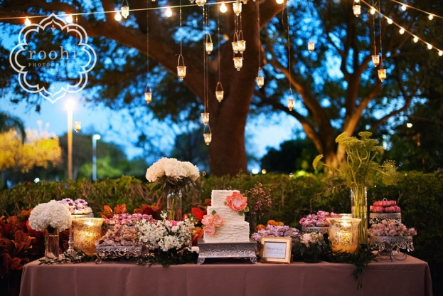 Davis-Island-Garden-Club-Roohi-Photography-Square-Silver-Cake-Stands-Hands-On-Sweets-Sugar-Darlings-Cupcakes-A-Chair-Affair-Event