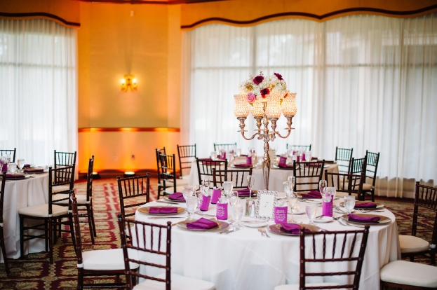 Mission-Inn-Resort-&-Club-Best-Photography-Mahogany-Chiavari-Chairs-Ivory-Chair-Pads-Bling-Candelabras-Champagne-Glitter-Glass-Chargers-A-Chair-Affair-Event