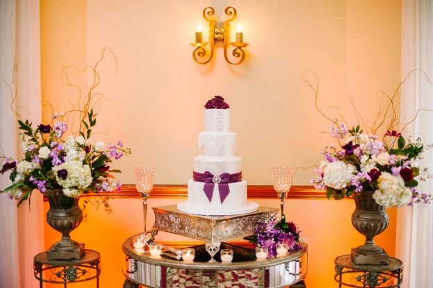 Mission-Inn-Resort-&-Club-Best-Photography-Square-Silver-Cake-Stands-Its-Tasty-Too-Cloud-9-Flowers-At-Last-Wedding-+-Event-Design-A-Chair-Affair-Event