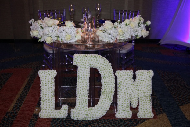 Rosen Centre Hotel: A Crystal Elegance Wedding