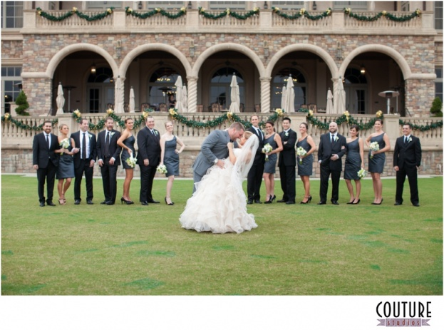 TPC Sawgrass: Stephanie and Michael's New Year's Eve Wedding