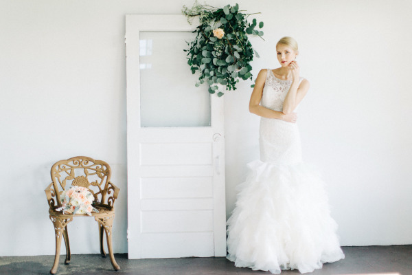 The Acre: Vintage Chic Southern Wedding Inspiration