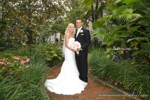 The Secret Garden: A Pink Romance Wedding