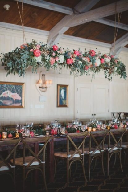 Carlouel-Yacht-Club-By-The-Robinsons-Rustic-Farm-Tables-French-Country-Chairs-FH-Weddings-&-Events-Beach-Weddings-A-Chair-Affair-Event