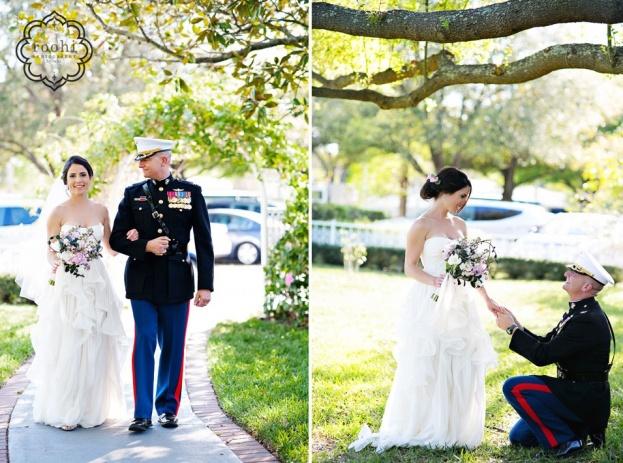 Davis Island Garden Club: A Garden Romance Wedding