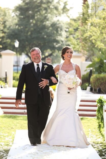 Father of the Bride, The Alfond Inn, Live Happy Studios, A Chair Affair Event Rentals