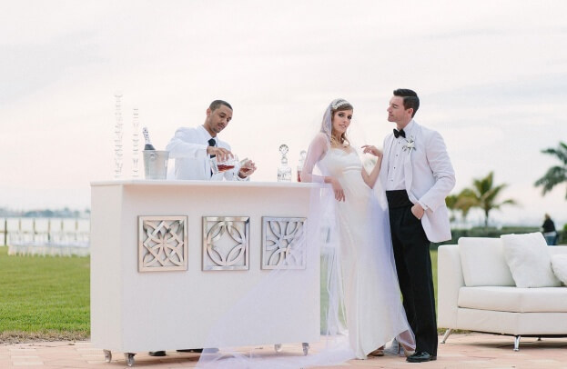 Gatsby Outdoor Wedding, K and K Photography, 900 Park Street, A Chair Affair Event Rentals