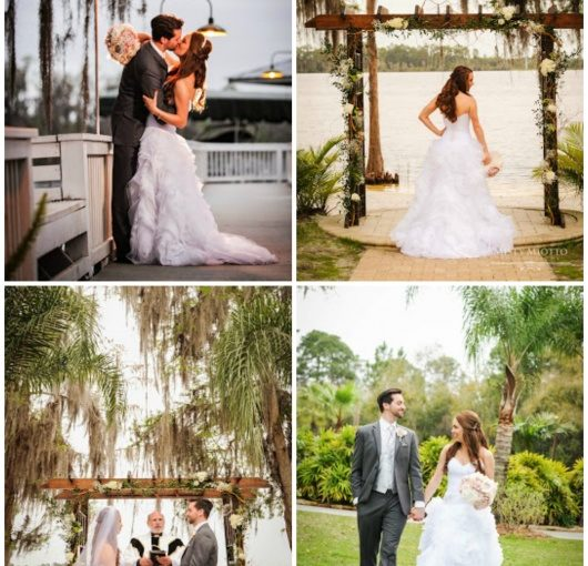 Paradise Cove: A Tropical Oasis Wedding
