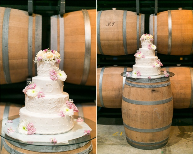 Quantum-Leap-Winery-Amalie-Orrange-Photography-Cakes-by-Design-Pink-Floral-White-Floral-Rustic-Wedding-Ideas-A-Chair-Affair-Event