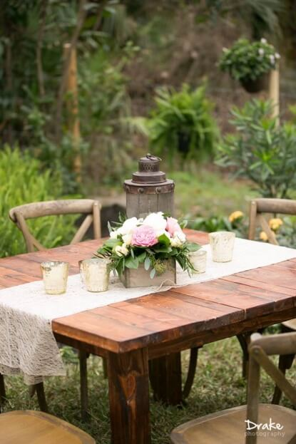 Rustic Farm Tables, An Outback Wedding, Outback Nation, Drake Photography, A Chair Affair Event Rentals