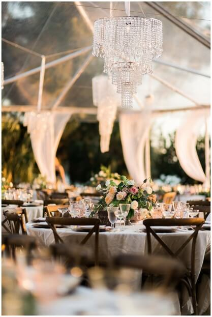 Tented Wedding Reception, Crosley Mansion, Trenholm Photo, A Chair Affair Event Rentals