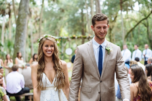 The Rabbit Hollow: Brooke and Tyler's Whimsical Wedding