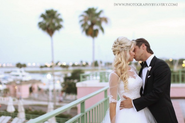 The Vinoy: A Classical Romance Wedding