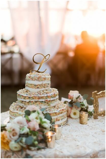 Vintage Floral, Naked Wedding Cake, Crosley Mansion, Trenholm Photo, A Chair Affair Event Rentals