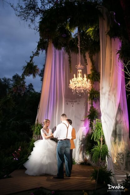 Wedding Canopy, An Outback Wedding, Drake Photography, A Chair Affair Event Rentals