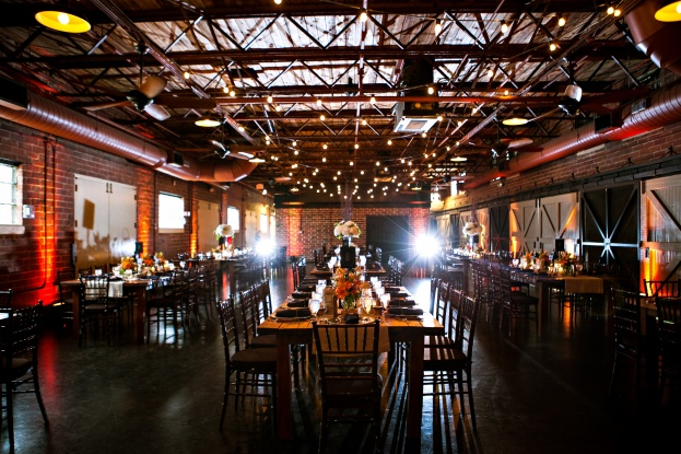 Winter-Park-Farmers-Market-Chelsea-Patricia-Photography-Rustic-Wedding-Ideas-Rustic-Farm-Tables-Mahogany-Chiavari-Chairs-A-Chair-Affair-Event