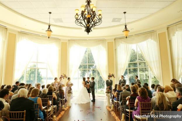 Lake Mary Events Center: Rachelle and Timothy's Fairy Tale Wedding