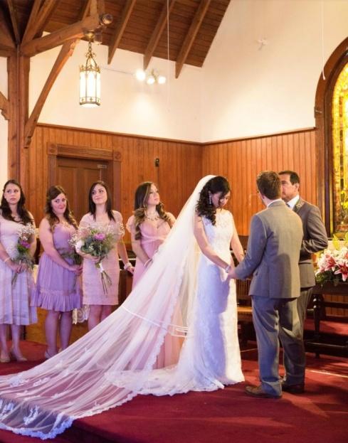 Stoneybrook West Golf Club: A Vintage Romance Wedding A