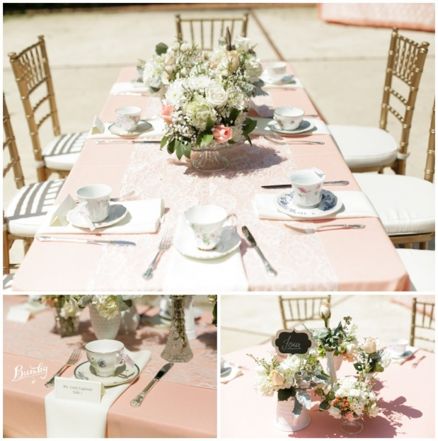 Tea Party Wedding, Mismatched China Tea Cups, Florida Federation of Garden Clubs, Bumby Photography, A Chair Affair Rentals