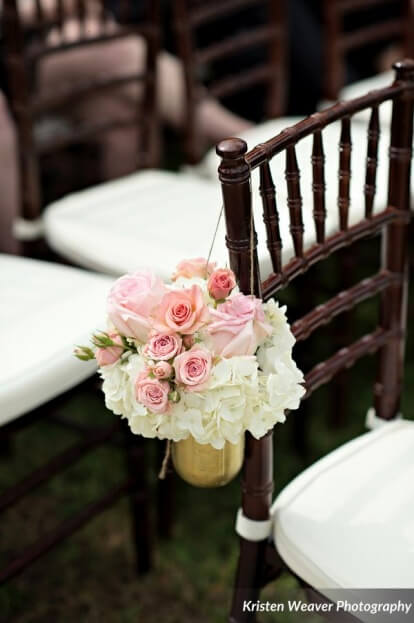 Wedding Chair Decor, Tavern and Chapel in the Garden, Kristen Weaver Photography, A Chair Affair Event Rentals