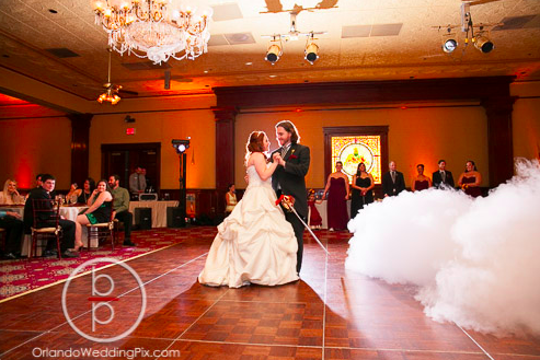 Ballroom at Church Street: Heather and Joe's Regal Wedding