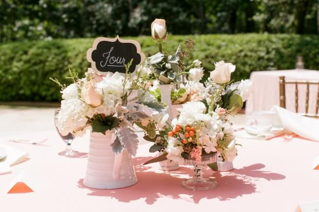 White Floral, Roses, Tea Party Wedding, Florida Federation of Garden Clubs, Bumby Photography, A Chair Affair Rentals
