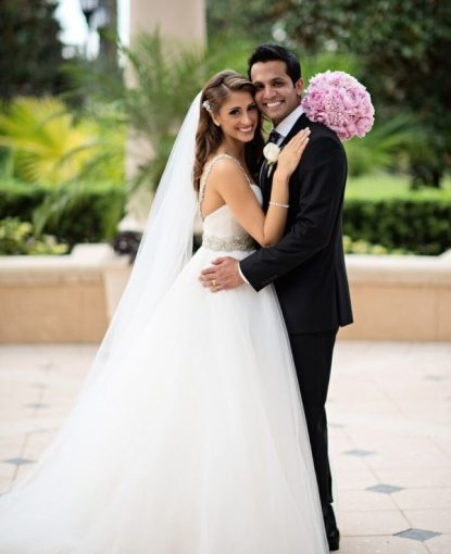 The Ritz-Carlton Orlando Grande Lakes: A Luxurious Wedding with Brazilian & Indian Flair
