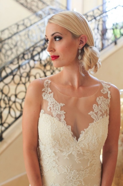 Bridal Gown Lace