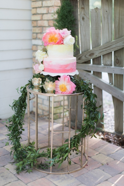 Custom Wedding Cake Ideas Florida