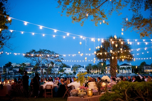 Gorgeous Tampa Bay Area Reception