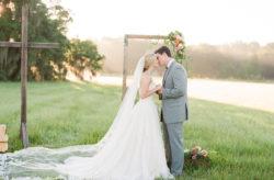 A Southern Sunrise-Inspired Wedding Photoshoot