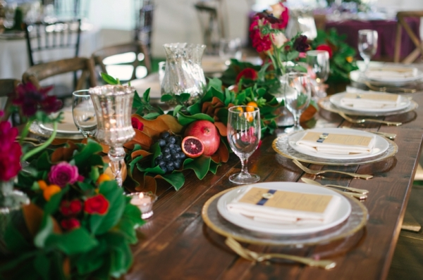 Rustic Farm Table Rentals