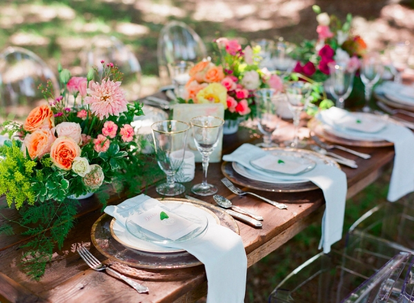 Wedding Flatware China Rentals
