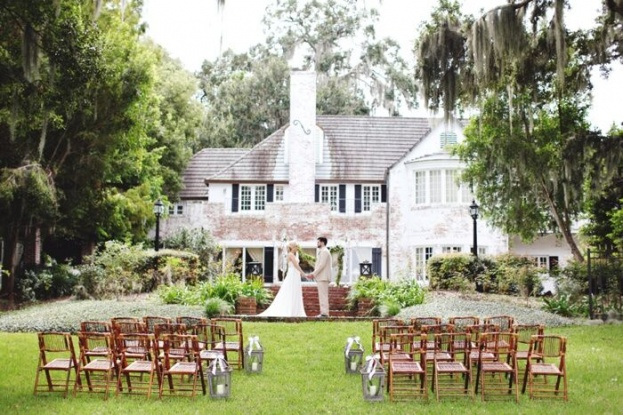 Peachtree House: Rustic Romance Wedding Inspiration