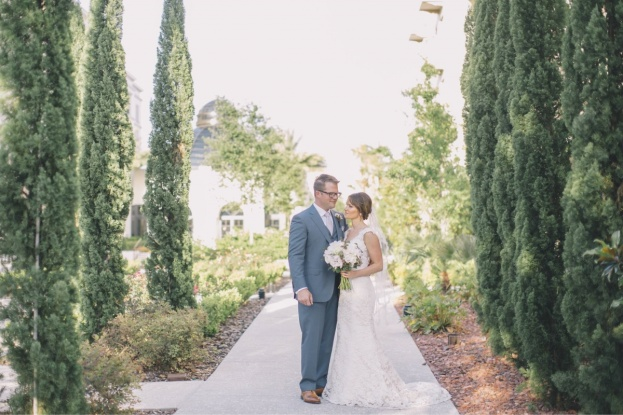The Alfond Inn: A Sophisticated Blush & White Wedding