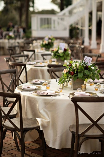 Plantation Style Wedding, French Country Charis