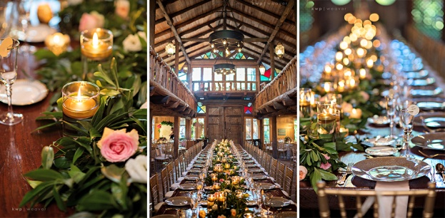 McKee Botanical Rustic Wedding
