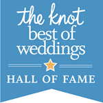 the knot best of weddings Hall of Fame - A Chair Affair