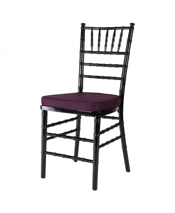 High Quality Black Chiavari Chair