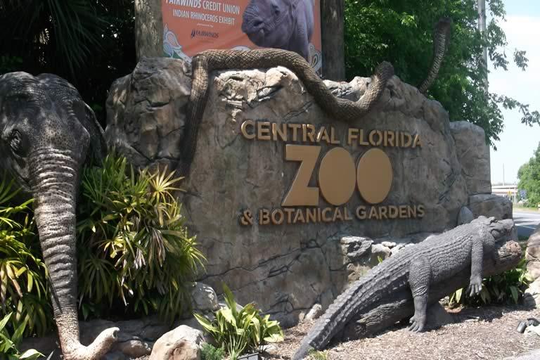 Central Florida Zoo Sanford