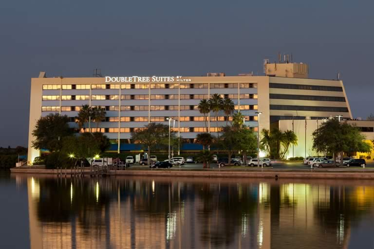 Double Tree Suites by Hilton Tampa Bay
