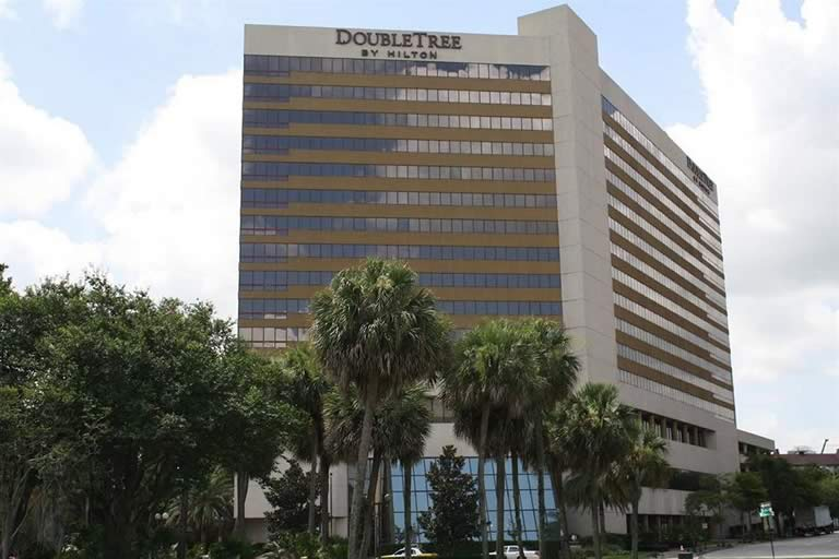 DoubleTree by Hilton Downtown Orlando