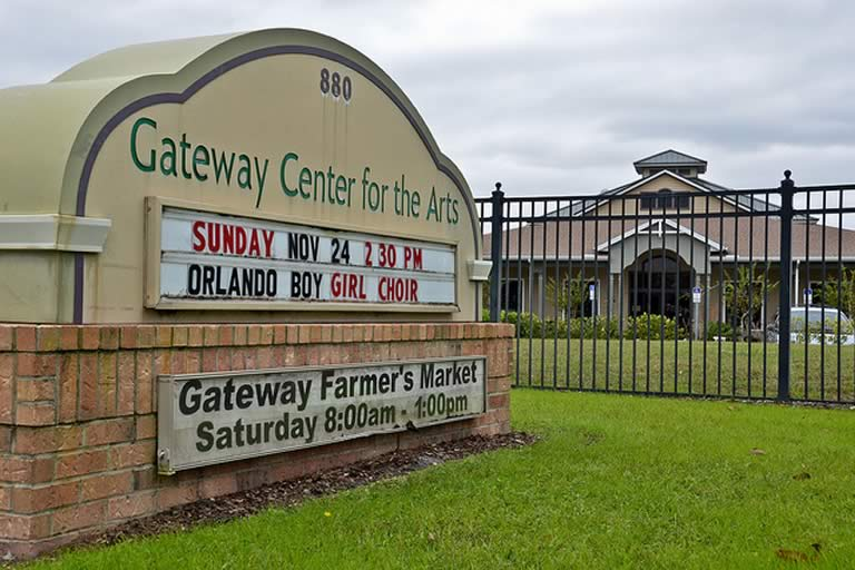 Gateway Center of Art in Debary