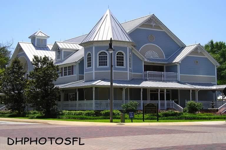 Longwood Community Building