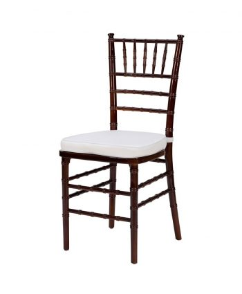 Mahogany Chiavari Chair - A Chair Affair