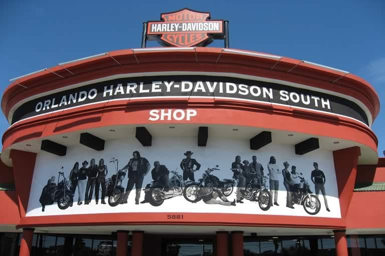 Orlando Harely Davidson