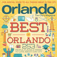 Orlando Magazine August 2015