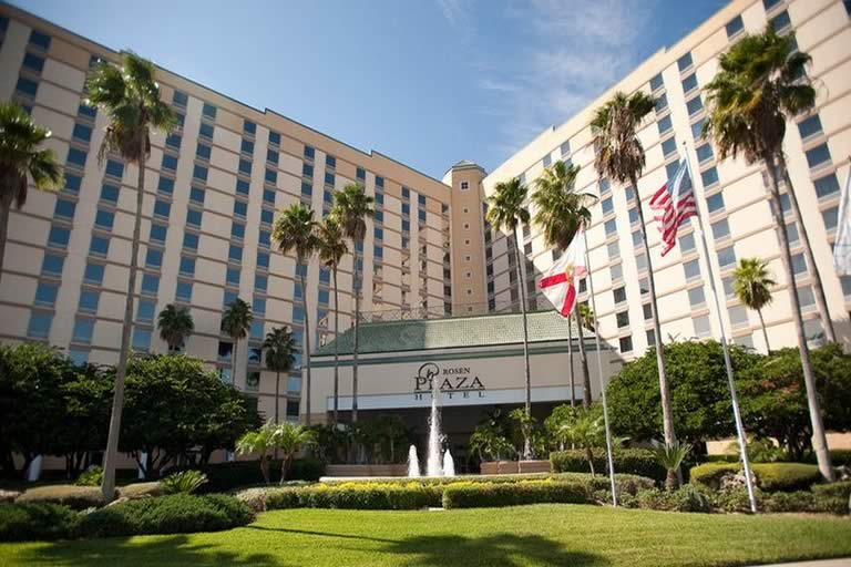 Rosen Plaza Hotel Convention Center