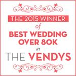 The Vendys Best Wedding Over 80K - A Chair Affair